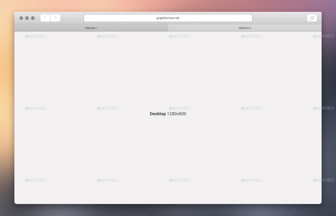 Web Browser Mockups by vaccuum - 81.1KB