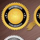 Premium Gold and Platinum Seals - GraphicRiver Item for Sale