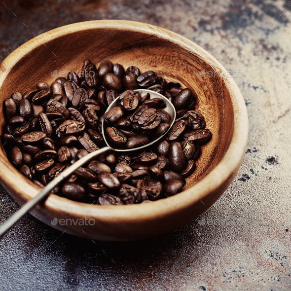 Coffee Beans - Stock Photo - Images