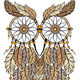 Dream Catcher Owl - GraphicRiver Item for Sale