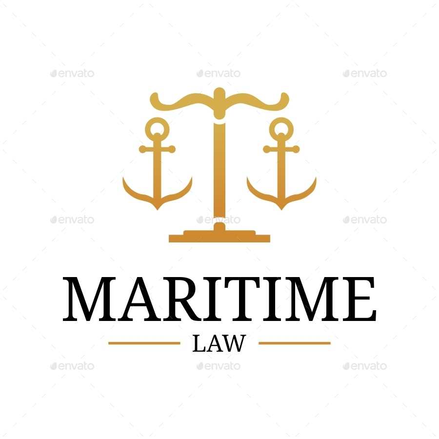 Maritime Law Law Company Logo Template By Salym
