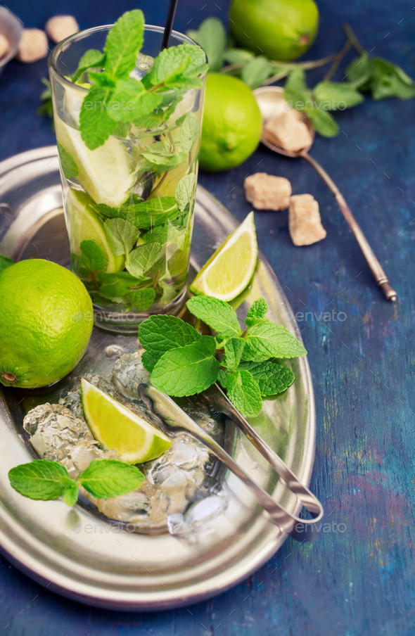 Mojito - Stock Photo - Images