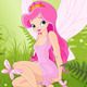 Fairy in Magic Forest - GraphicRiver Item for Sale