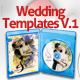 Wedding Templates V.1 - GraphicRiver Item for Sale