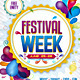 Festival Week - GraphicRiver Item for Sale