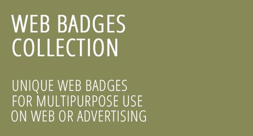Advertising & Web Badges