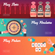 3 Casino Banners - GraphicRiver Item for Sale