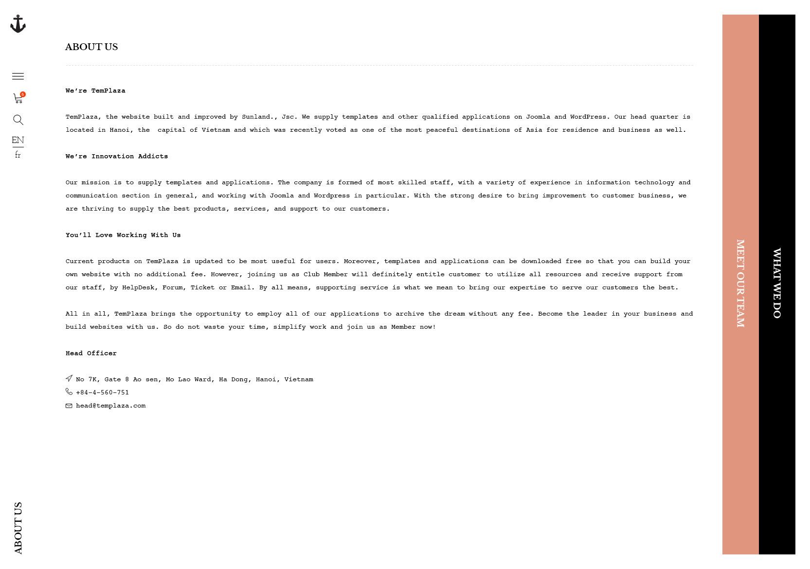 30 best responsive joomla portfolio liona responsive portfolio joomla template by templaza