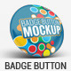 Badge Button Mock-Up - GraphicRiver Item for Sale