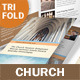 Church Trifold Brochure - GraphicRiver Item for Sale