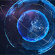 Spinning Blue Planet Earth - VideoHive Item for Sale