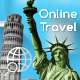 Online Travel Agency Advert - VideoHive Item for Sale