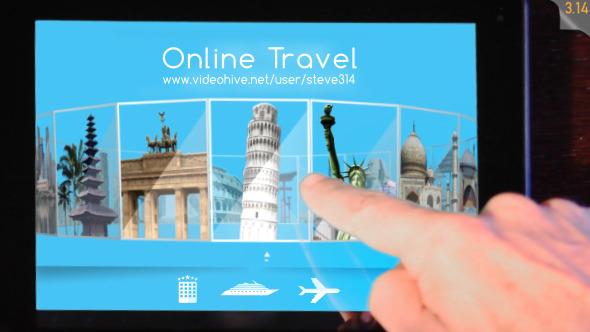 Online Travel Agency Advert By Steve314 Videohive