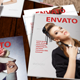 2D Magazine - VideoHive Item for Sale