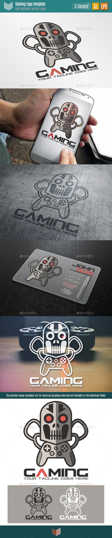 Gaming Logo - Symbols Logo Templates