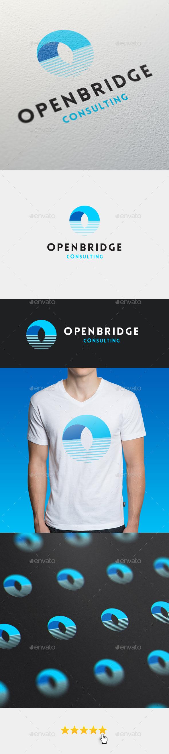 Openbridge Logo Template