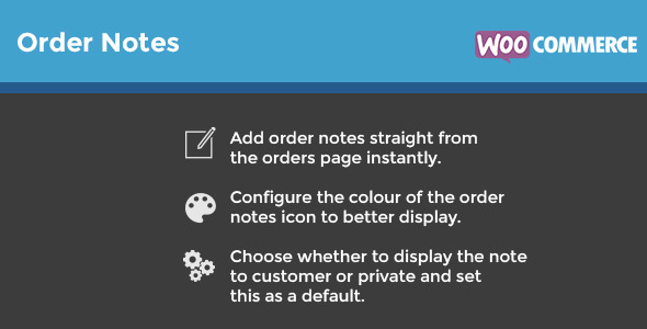 WooCommerce Order Notes - CodeCanyon Item for Sale