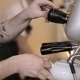 Barista Pouring Hot Water Into The Teapot - VideoHive Item for Sale