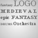 Dramatic Orchestral Logo