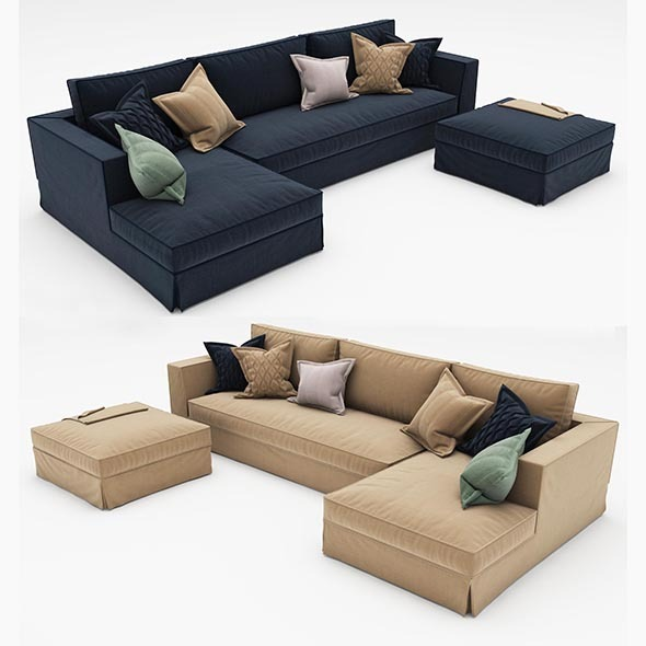 Sofa collection 11 - 3DOcean Item for Sale