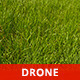 Flight Over Green Grass - VideoHive Item for Sale