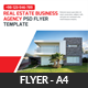 Real Estate Agency Business Flyer Template - GraphicRiver Item for Sale