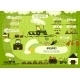 Potato Cultivation, Infographics. - GraphicRiver Item for Sale