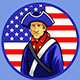 American Minutemen - GraphicRiver Item for Sale