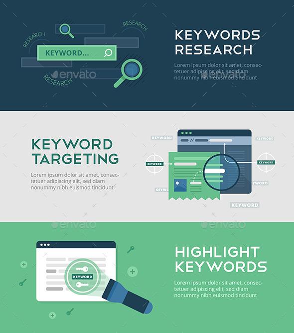 Keywords Optimization Banners - Web Technology