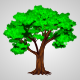 Tree Vector - GraphicRiver Item for Sale