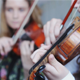 Beautiful Girls Playing the Violin - VideoHive Item for Sale