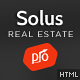 Solus - Single Property Site Template