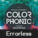 Colorphonic Sound Flyer - GraphicRiver Item for Sale