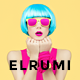Elrumi - Creative PSD Template Nulled
