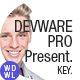 Devware Pro light & dark | Keynote | 160 Slides - GraphicRiver Item for Sale