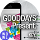 GOODDAYS | 26 Pages | Keynote Presentation - GraphicRiver Item for Sale