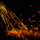 Falling sparks - VideoHive Item for Sale