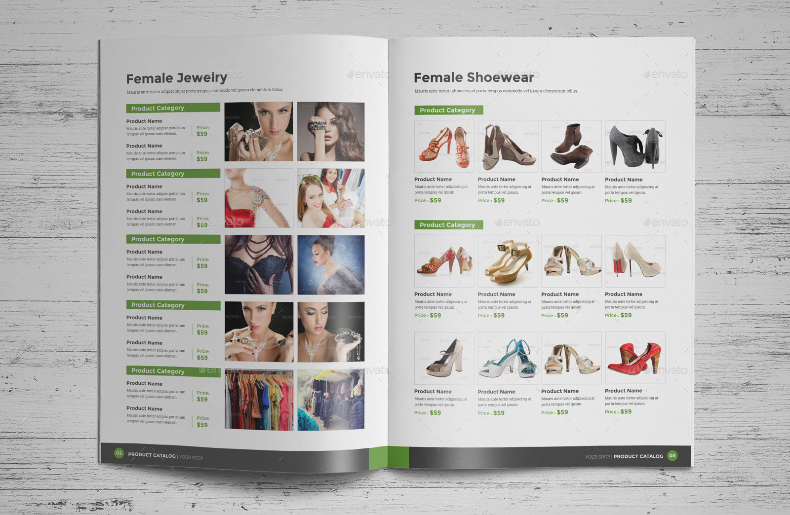 Product Promotion Catalog InDesign v2 by Jbn-Comilla | GraphicRiver