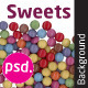 Sweets Isolated Background - GraphicRiver Item for Sale
