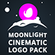 Moonlight Cinematic Logo Pack - VideoHive Item for Sale