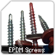 EPDM Screws - GraphicRiver Item for Sale