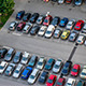 Busy Parking Lot - VideoHive Item for Sale