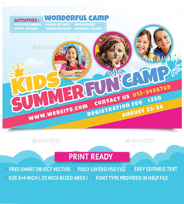 Kids Summer Fun Camp