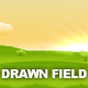 Drawn Field Background / Wallpaper Package - GraphicRiver Item for Sale
