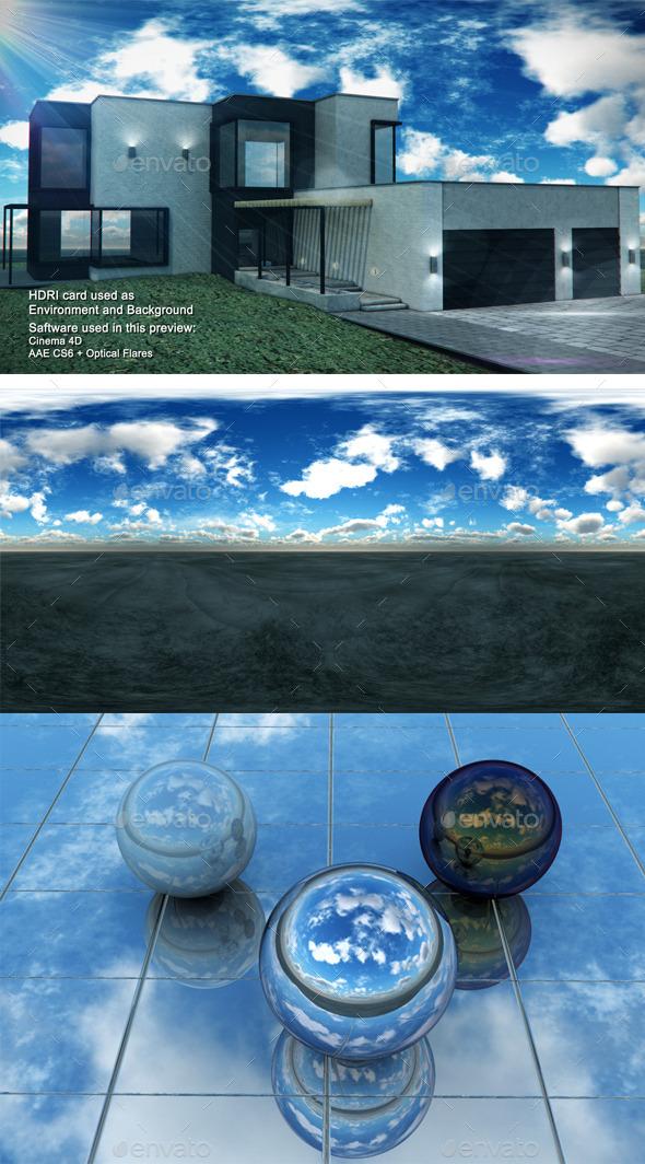 Daylight Desert 15 - 3DOcean Item for Sale