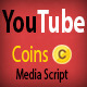 YouTube Coins - (Media Script + Points System) - CodeCanyon Item for Sale