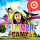 Summer Camp Flyer/Poster - GraphicRiver Item for Sale