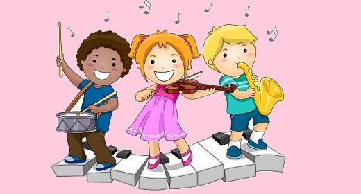 Music For Kids