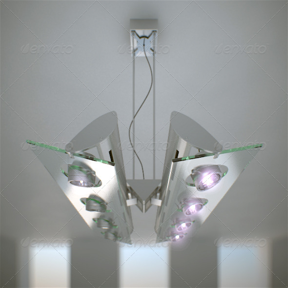 Mizar Ray Light - 3DOcean Item for Sale