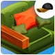 Five Sofas - GraphicRiver Item for Sale
